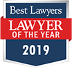 Best Lawyers 2019 - Lawyer of the Year