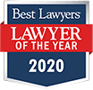 Best Lawyers 2020 - Lawyer of the Year